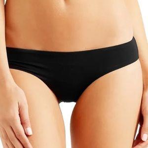 Melissa Odabash Africa Pique Black Bikini Bottom